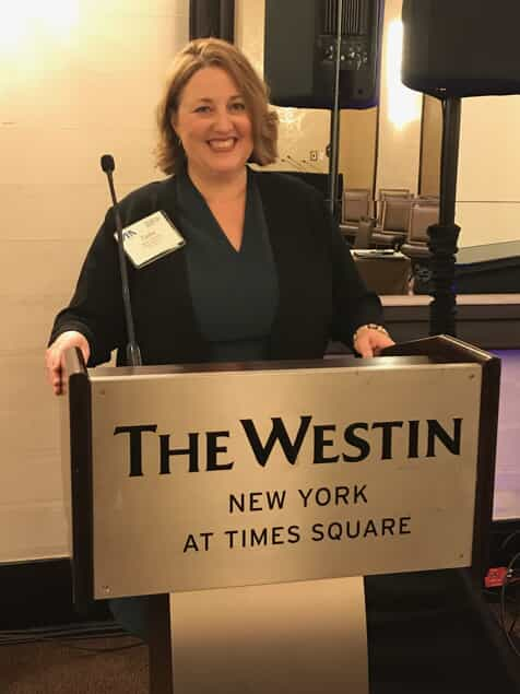 Tasha Blakney Moderates a Panel on Behalf of the American Bar Association at the Westin in NYC